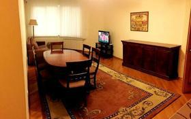 3-комнатная квартира, 120 м², 6/9 этаж помесячно, Мендикулова 105 за 400 000 〒 в Алматы, Медеуский р-н