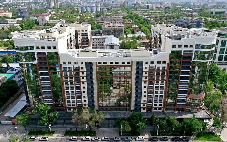 1-комнатная квартира, 46.8 м², Наурызбай батыра 50 — Жибек Жолы за ~ 28.1 млн 〒 в Алматы