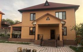 4-комнатный дом помесячно, 430 м², 10 сот., мкр Курамыс за 380 000 〒 в Алматы, Наурызбайский р-н