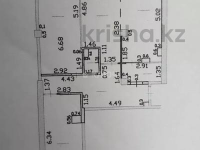 3-комнатная квартира, 92 м², 6/18 этаж, Боталы 26 — А. Жангельдина за 28.3 млн 〒 в Нур-Султане (Астана) — фото 13