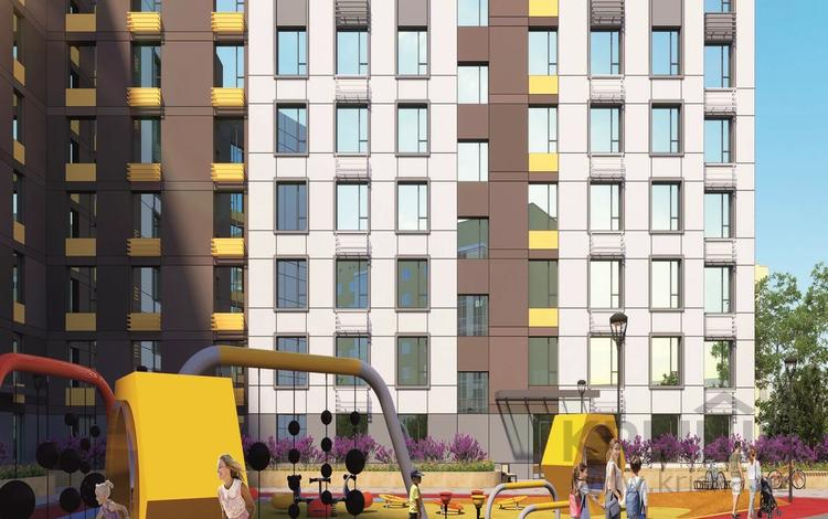 2-комнатная квартира, 57.7 м², Бейсековой — Жамбыла за ~ 15.6 млн 〒 в Нур-Султане (Астана)