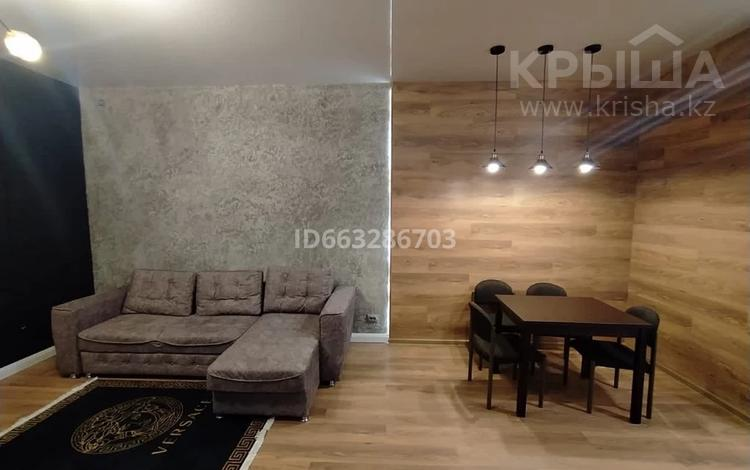 1-комнатная квартира, 41 м², 2/9 этаж посуточно, Дюсенова 2/2 за 14 000 〒 в Павлодаре
