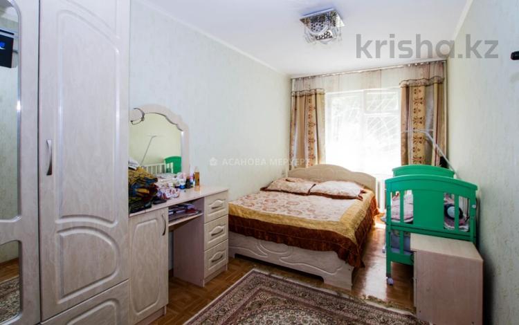 3-комнатная квартира, 58 м², 1/4 этаж, мкр №9, Берегового — Шаляпина за 19 млн 〒 в Алматы, Ауэзовский р-н