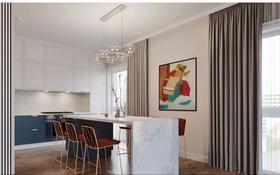 3-комнатная квартира, 120 м², 3/3 этаж, Аль- Фараби 116/5 за 92 млн 〒 в Алматы, Медеуский р-н