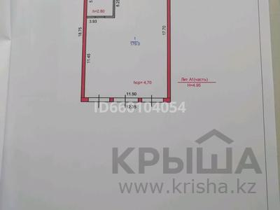 Здание, площадью 202 м², Промышленная улица 4 — Назарбаева за 10 млн 〒 в Костанае