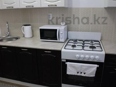 1-комнатная квартира, 37 м², 1/2 этаж посуточно, Талдыкорган 125 — Ж.Жабаева за 11 000 〒 — фото 13