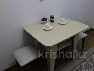 1-комнатная квартира, 37 м², 1/2 этаж посуточно, Талдыкорган 125 — Ж.Жабаева за 11 000 〒 — фото 20