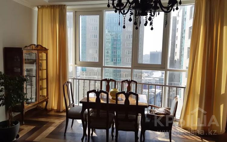 2-комнатная квартира, 76 м², 16/20 этаж, Достык 162 — Жолдазбекова за 45 млн 〒 в Алматы, Медеуский р-н