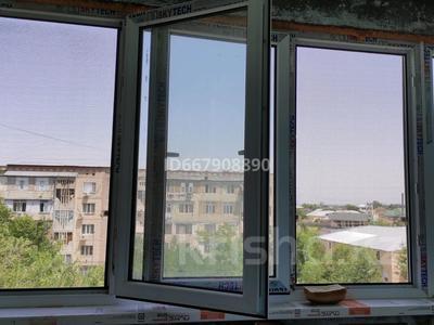 1-комнатная квартира, 31.7 м², 5/5 этаж, мкр Восток 11 за 12 млн 〒 в Шымкенте, Енбекшинский р-н