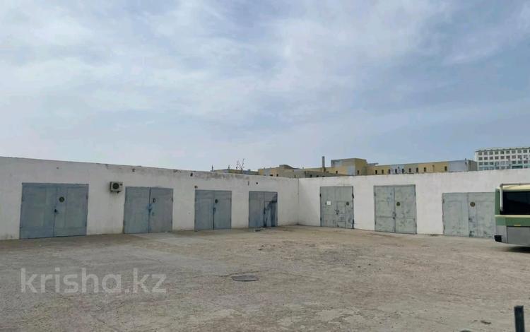 производственная база за 500 млн 〒 в Актау, 29-й мкр