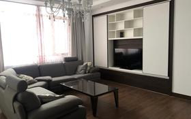 4-комнатная квартира, 109 м², 19/20 этаж помесячно, Кабанбай Батыра 44 — Туран за 400 000 〒 в Нур-Султане (Астана), Есиль р-н