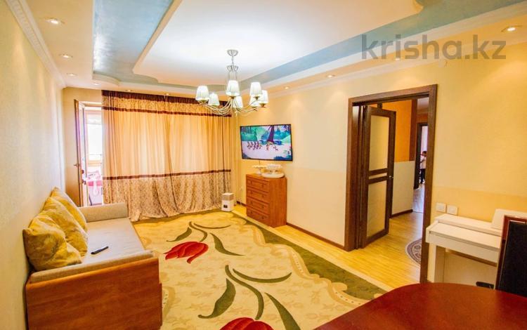 3-комнатная квартира, 76 м², 7/12 этаж, Мкр Каратал за 17.9 млн 〒 в Талдыкоргане