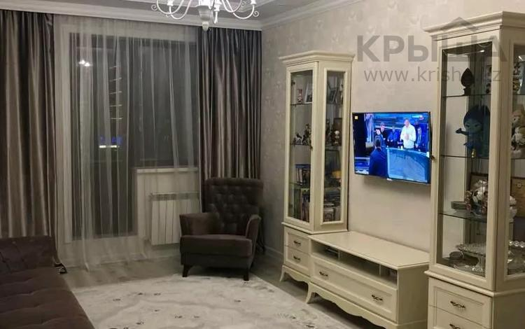 3-комнатная квартира, 90 м², 4/14 этаж, Сыганак 10 — Сауран за 31 млн 〒 в Нур-Султане (Астана), Есиль р-н