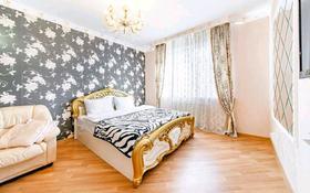 1-комнатная квартира, 50 м², 6/10 этаж посуточно, Туран 37/17 — Туран за 12 000 〒 в Нур-Султане (Астана), Есиль р-н