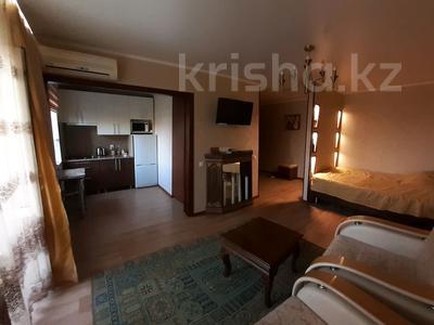 1-комнатная квартира, 32 м², 3/5 этаж посуточно, И.Франко 23 — Парковая за 7 000 〒 в Рудном