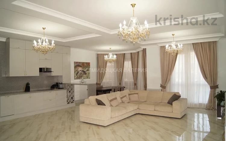 4-комнатная квартира, 208.1 м², 2/16 этаж, Аль-Фараби — Каратаева за 170 млн 〒 в Алматы