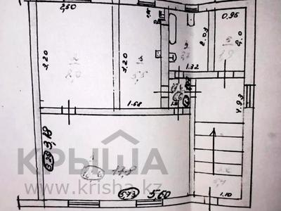 2-комнатная квартира, 43 м², 2/2 этаж, Кирова за 5.5 млн 〒 в Щучинске