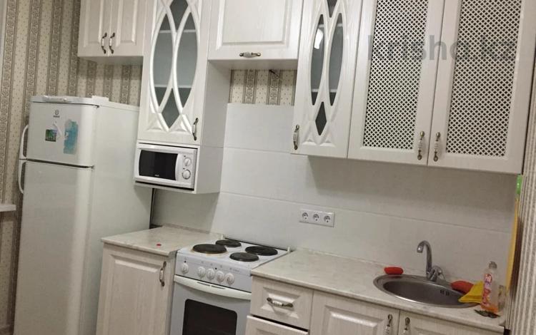 1-комнатная квартира, 44 м², 2/14 этаж помесячно, Тауелсиздик 21 за 100 000 〒 в Нур-Султане (Астана), Алматы р-н