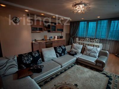2-комнатная квартира, 80 м², 7/15 этаж посуточно, Хусаинова 225 за 13 000 〒 в Алматы, Бостандыкский р-н