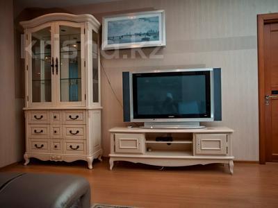 2-комнатная квартира, 80 м², 7/15 этаж посуточно, Хусаинова 225 за 13 000 〒 в Алматы, Бостандыкский р-н — фото 12