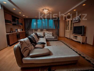 2-комнатная квартира, 80 м², 7/15 этаж посуточно, Хусаинова 225 за 13 000 〒 в Алматы, Бостандыкский р-н — фото 18