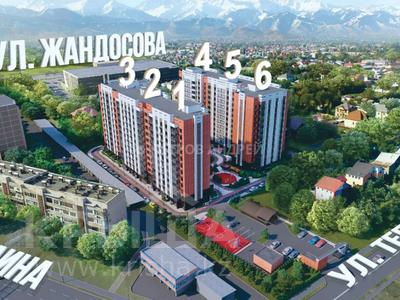 3-комнатная квартира, 92.72 м², 2/12 этаж, Тепличная — Саина за ~ 34.8 млн 〒 в Алматы, Ауэзовский р-н — фото 3