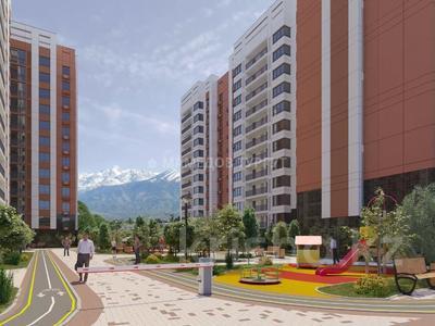 3-комнатная квартира, 99.8 м², 11/12 этаж, Тепличная — Джандосова за 39 млн 〒 в Алматы, Ауэзовский р-н — фото 3
