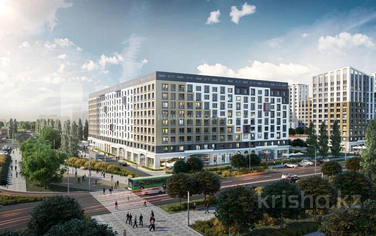 2-комнатная квартира, 68.91 м², Мухамедханова — 306 за ~ 23.6 млн 〒 в Нур-Султане (Астана), Есиль р-н