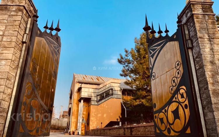 7-комнатный дом посуточно, 700 м², 50 сот., Талгарский тракт 59 — Самал 1 за 150 000 〒 в Туздыбастау (Калинино)