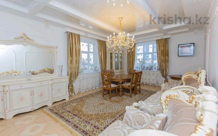 2-комнатная квартира, 93.6 м², 2/7 этаж, Туркестан 14/1 за 50 млн 〒 в Нур-Султане (Астана)