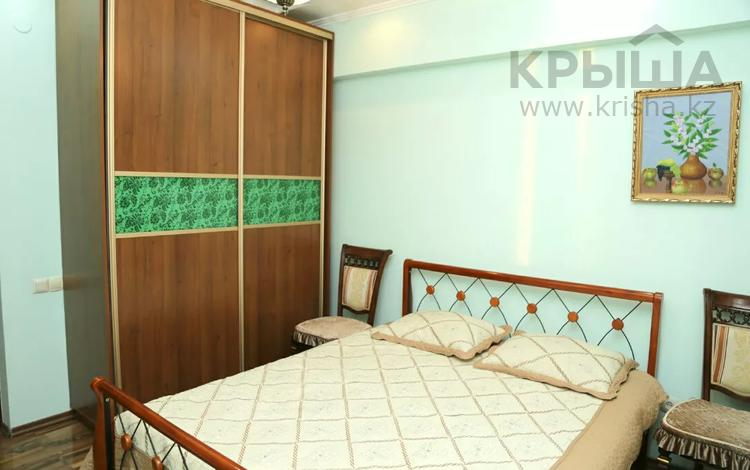 2-комнатная квартира, 60 м², 6/7 этаж посуточно, Барибаева 23 — Гоголя за 10 000 〒 в Алматы, Медеуский р-н