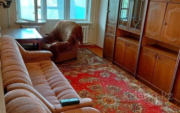 3-комнатная квартира, 65 м² помесячно, 2 микр 1 за 80 000 〒 в Капчагае