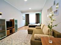 1-комнатная квартира, 60 м², 5 этаж посуточно, Бухар Жырау 35 за 13 900 〒 в Алматы, Бостандыкский р-н