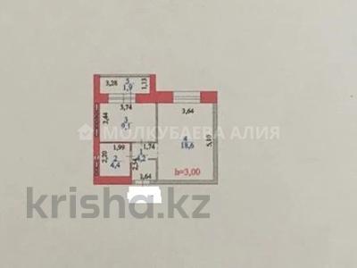 1-комнатная квартира, 38 м², 4/9 этаж, 22-4-ая 3 за 12.5 млн 〒 в Нур-Султане (Астана), Есиль р-н — фото 4