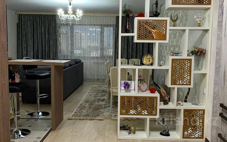 2-комнатная квартира, 74 м², 5/13 этаж, Сейфуллина — Аль фараби за 42 млн 〒 в Алматы, Бостандыкский р-н