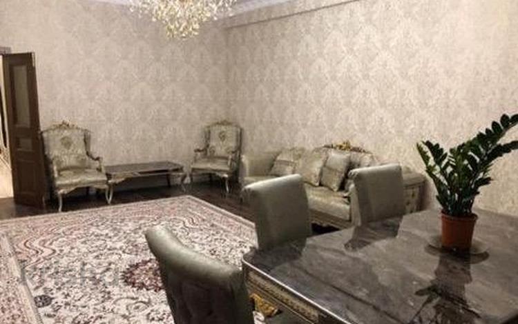 4-комнатная квартира, 160 м², 14/21 этаж, Аль-Фараби за 130 млн 〒 в Алматы, Бостандыкский р-н