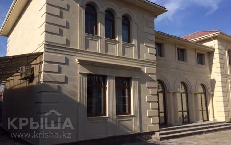 7-комнатный дом, 500 м², 13 сот., улица Бигельдинова 17 за 510 млн 〒 в Алматы, Медеуский р-н