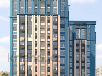 2-комнатная квартира, 48.4 м², 4/13 этаж, Досмухамедова 79 — Карасай Батыра за ~ 24.7 млн 〒 в Алматы, Алмалинский р-н