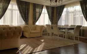 6-комнатный дом помесячно, 500 м², 8 сот., мкр Ерменсай, Мкр Ерменсай за 1.3 млн 〒 в Алматы, Бостандыкский р-н