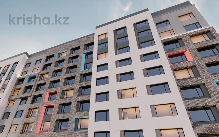 3-комнатная квартира, 105.45 м², проспект Мангилик Ел участок 41 за ~ 41.7 млн 〒 в Нур-Султане (Астана)