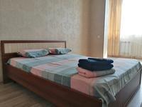1-комнатная квартира, 38 м², 2/9 этаж посуточно, Толстого 25 за 7 000 〒 в Костанае