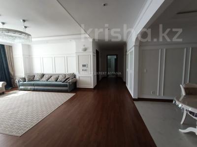 5-комнатная квартира, 213 м², Ахмета Байтурсынова 9 за 172 млн 〒 в Нур-Султане (Астане), Алматы р-н
