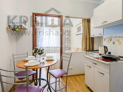 2-комнатная квартира, 48 м², 4/10 этаж посуточно, мкр Самал-2, Мкр Самал-2 дом 85. за 12 000 〒 в Алматы, Медеуский р-н — фото 6