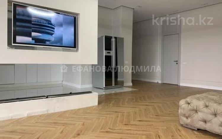 3-комнатная квартира, 170 м² помесячно, Достык за 700 000 〒 в Алматы, Медеуский р-н