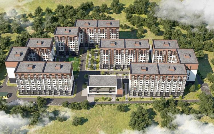2-комнатная квартира, 54.54 м², 3/5 этаж, Мкр Кайрат, Даулеткерея за ~ 14.7 млн 〒 в Алматы, Турксибский р-н
