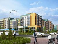 1-комнатная квартира, 37.78 м², 6/6 этаж, 39 мкр за 4.9 млн 〒 в Актау