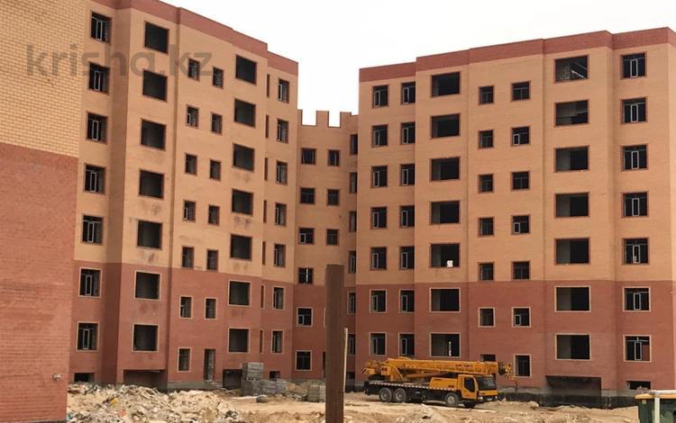 1-комнатная квартира, 40.4 м², 4/7 этаж, 17-й мкр за 5 млн 〒 в Актау, 17-й мкр