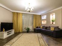 3-комнатная квартира, 120 м², 22/30 этаж посуточно, Аль-Фараби 7 — Козыбаева за 50 000 〒 в Алматы