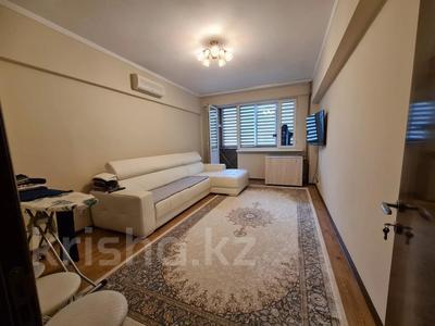 3-комнатная квартира, 78.7 м², 1/9 этаж, мкр Жетысу-2 за 40 млн 〒 в Алматы, Ауэзовский р-н
