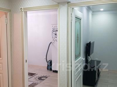 4-комнатная квартира, 82 м², 2/5 этаж посуточно, Байтурсынова 10 — Тауке хана за 16 000 〒 в Шымкенте, Абайский р-н